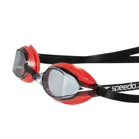 Red - Smoke Fastskin Speedsocket Goggles