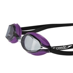 Purple - Smoke Fastskin Speedsocket Goggles